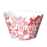 Japanese Kimono Cupcake Wrappers - 12units/pack